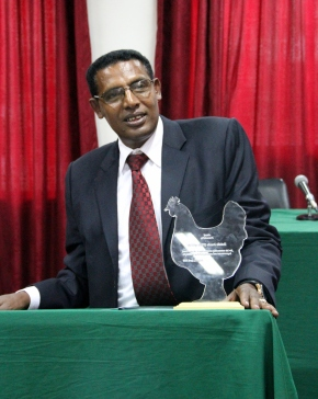 ILRI's Tadelle Dessie appointed adjunct professor at Ethiopia's Bahir Dar University