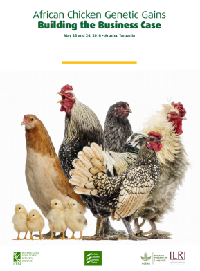 Building the business case for smallholder poultry development (part 1): Taking stock of ACGG '1'